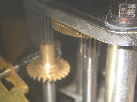 réparation mécanisme polyphon